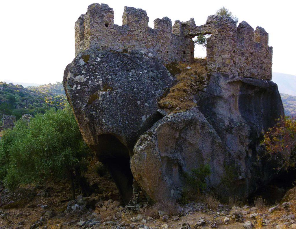 yediler-monastery-ruins